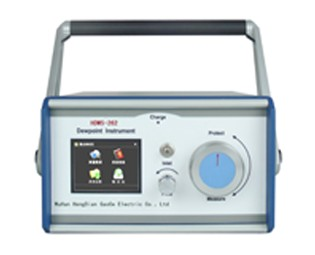 HDWS-262 触摸屏SF6精密微水仪