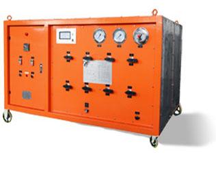 HDQH-55 SF6气体回收充气净化装置