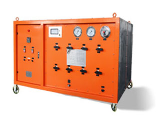 HDQH-55 SF6气体回收装置