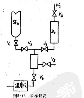 高压采样电路图